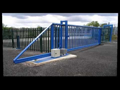 Cantilever Gates Fanwood