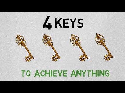 4 KEYS 2 ACHIEVE ANYTHING (HINDI) - THINK AND GROW RICH (part 2)