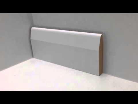 Mdf skirting/   Architrave
