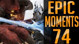 ⚡️Heroes of the Storm | Epic Moments #74
