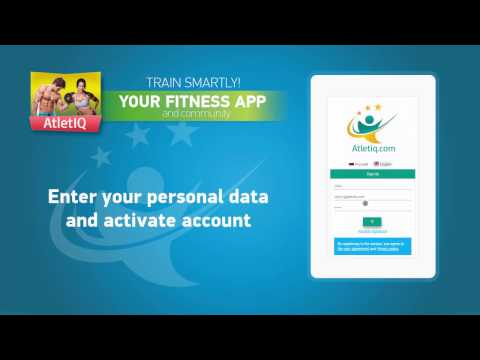 AtletIQ — fitness and bodybuilding app and community