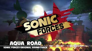 Sonic Forces OST - Aqua Road