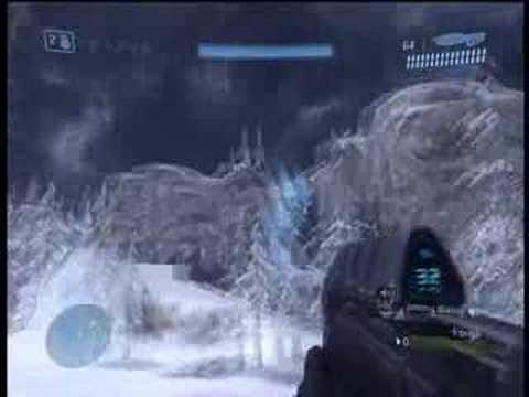 Halo 3 Glitches Episode 9. The Banshee Box