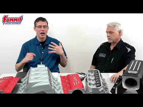Edelbrock Gen 3, Gen 4 Performance Products