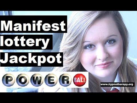 Manifest Powerball Jackpot Guided Meditation - Money, Abundance and lottery winning #hypnosis #ASMR