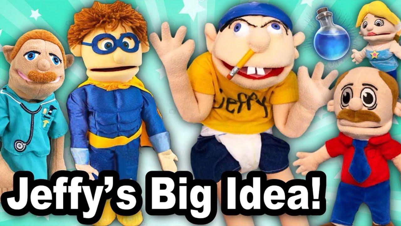 SML Movie: Jeffy's Big Idea!