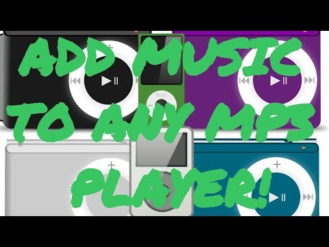 How to Add Music to an MP3 Player (FAST AND EASY!)