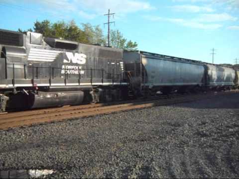 NS Shifter Train in Hershey, PA 5-11-12
