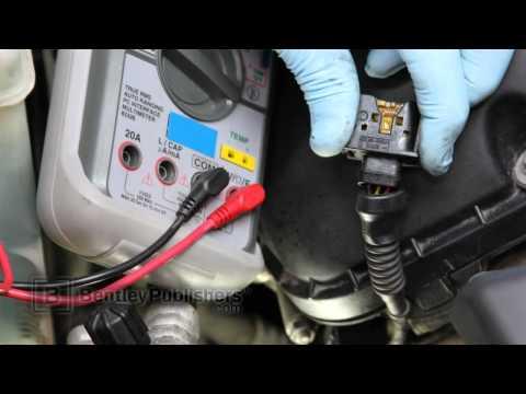 BMW 3 Series (E46) 1999-2005 - Exhaust camshaft position sensor testing P0369 - DIY Repair