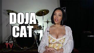 """Doja Cat Denies """"mooo!"""" Overshadowed Nicki Minaj"""