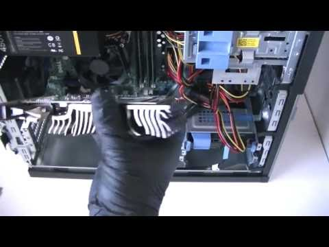 Dell Optiplex 7010 MT Upgrade Power Supply Video Card