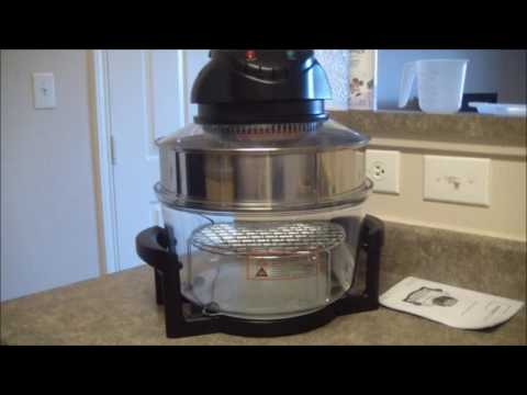 Mainstays Turbo Convection Oven Unboxing and Review