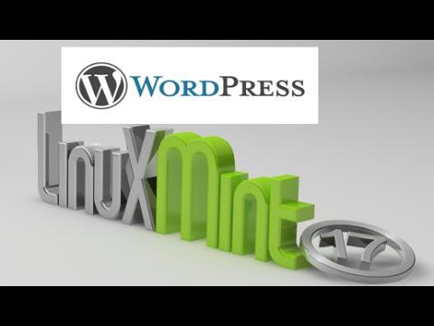 Install & Setup WordPress ( at localhost ) in Linux Mint 17 (Ubuntu)