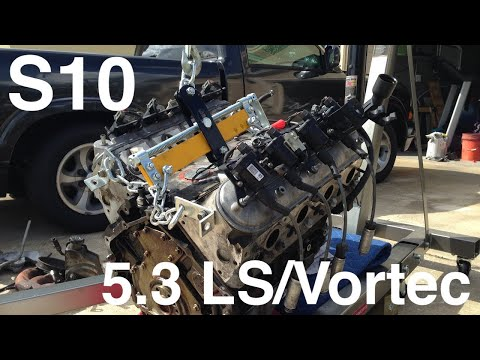 LS S10 V8 Swap Part 13: Harness Tips and Lesson Learned
