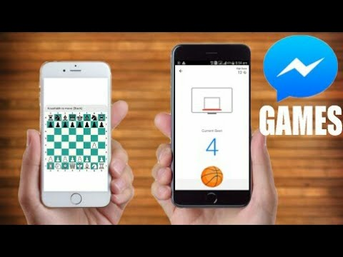 Hidden Facebook games: How to find and play all of Facebook Messenger's secret games from basketball
