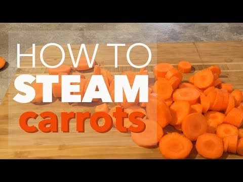 How to Steam Carrots without a Steamer | Fast, Easy, Helpful, No Hassle