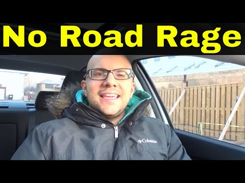Easy Trick For Avoiding Road Rage While Driving