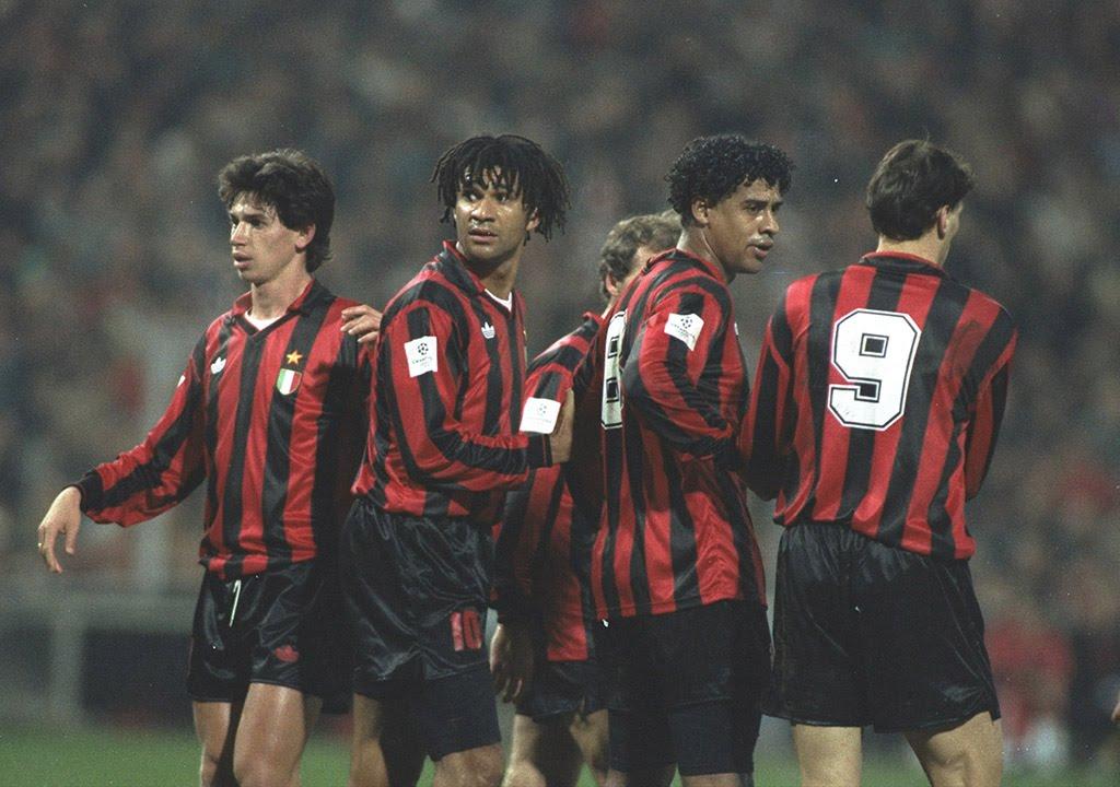 All Time Greatest AC Milan XI