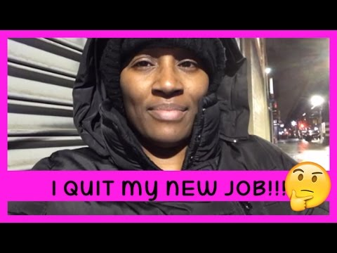 Storytime: Why I quit my new job after 2 months