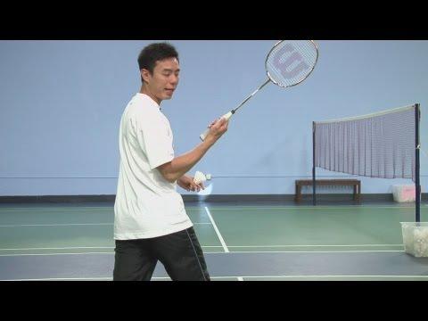 Different Types of Badminton Swings : Badminton