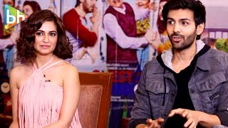 Kartik Aaryan | Kriti Kharbanda MOST FUNNIEST QUIZ EVER | Guest iin London