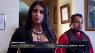 Zapatillas Ferragamo-Trailer Cinelatino