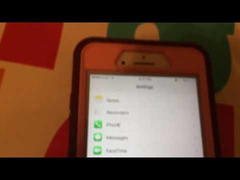 How To Resolve - iPhone Safari Virus Detected