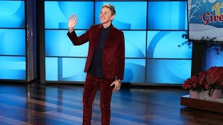 Ellen Checks Out More Amazing Holiday Wrappers!
