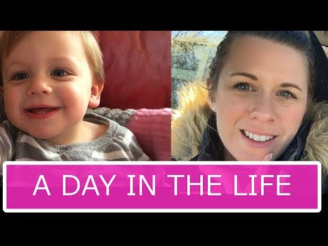 DAY IN THE LIFE OF A MOM OF 2 |  MUM OF 2 DIARY