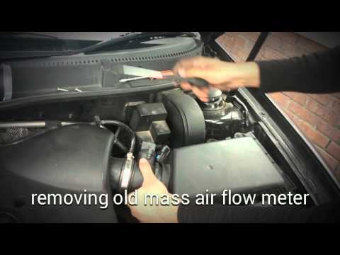 Mass Air Flow (MAF) sensor change - Seat Leon mk1 / Vw / Audi / Skoda
