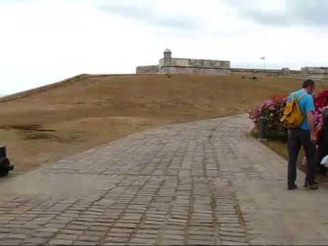 Cuba Travel - Santiago de Cuba: Walking towards El Morro Castle