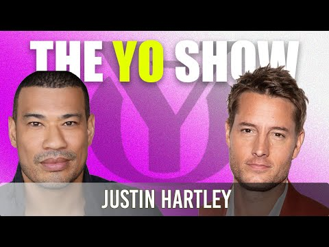 This is Us - Justin Hartley talks first celebrity crush and show.