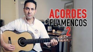 ACORDES MUY FLAMENCOS BÁSICOS Y FÁCILES, TUTORIAL 2 (Jerónimo de Carmen) Guitarraflamenca