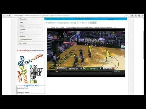 Live smart Tv,Espn Live: ESPN 1, ESPN 2, ESPN 3 live streaming: ICC world Cup Live Streaming