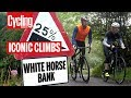 White Horse Bank Iconic Climbs Cycling Weekly