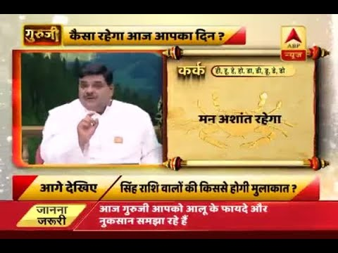 Daily Horoscope with Pawan Sinha: Cancer's mind and heart won't be stable today