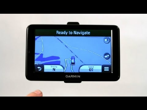 How to Use a Garmin GPS to Locate Coordinates : GPS Tutorials