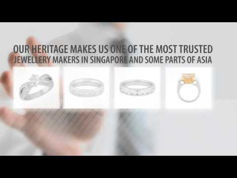 H Sena - Engagement Rings & Wedding Bands in Singapore