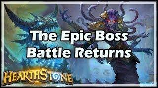 [Hearthstone] The Epic Boss Battle Returns - Tavern Brawl #140