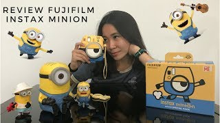 Review Fujifilm Instax Minion | Instax Mini 8