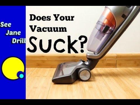 Don't Throw Away Your Broken Vacuum