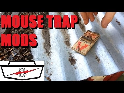 Victor Mouse trap MADE BETTER