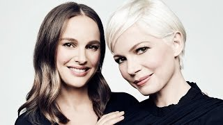Natalie Portman & Michelle Williams - Actors on Actors - Full Conversation