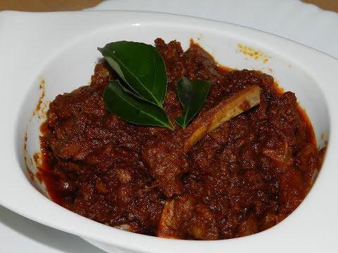 Thrissur style mutton chops