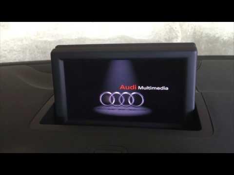 Aggiornare update firmware MMI 3G RMC Audi A1- Q3 - A6 c7