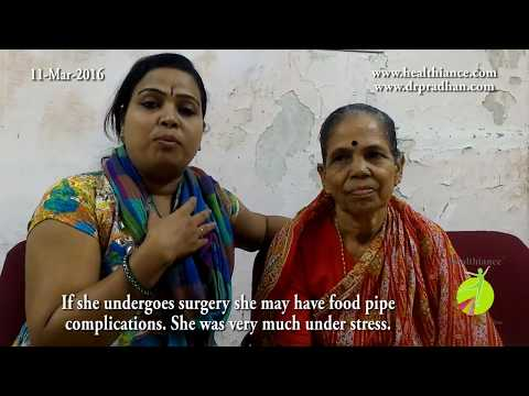 Homeopathic Cure of Thyroid Swelling (Goitre / Goiter)