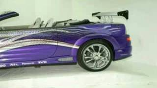 2003 Mitsubishi Eclipse Spyder from 2 Fast 2 Furious FOR SALE! (REAL DEAL) ****SOLD****