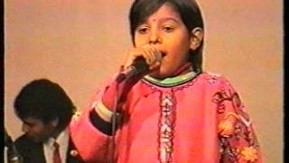 Mere Mehboob Na Ja | Baby Sunidhi Chauhan