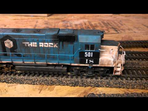 Illinois Southern railroad update # 4