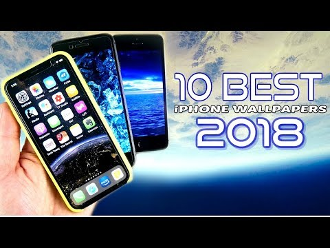 10 Best iPhone Wallpapers (2018)